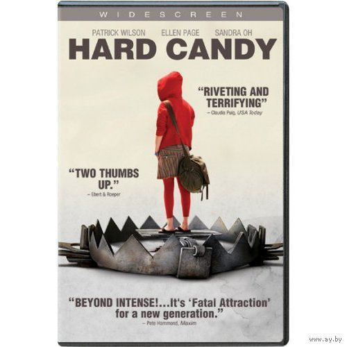 Леденец / Hard candy (Патрик Уилсон,Эллен Пейдж) DVD5