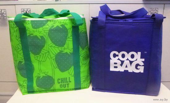 Вместительная сумка-холодильник, термосумка, сумка-термос