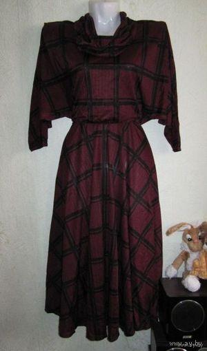 Платье винтажное, р.44