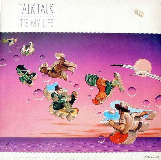0418. Talk Talk. It's my life. 1984. EMi (NL) = 15$