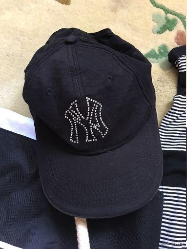 Кепка бейсболка цвет черный