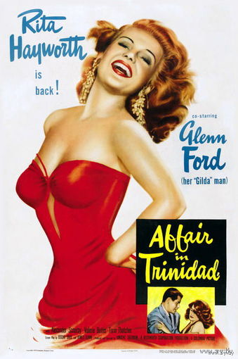 Афера в Тринидаде  / Affair In Trinidad ( DVD5) (Рита Хэйворт,Гленн Форд)