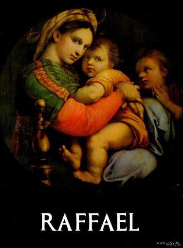 Рафаэль. Альбом на немецком языке.  /Raffael. James H. Beck. Кёльн 1981г./