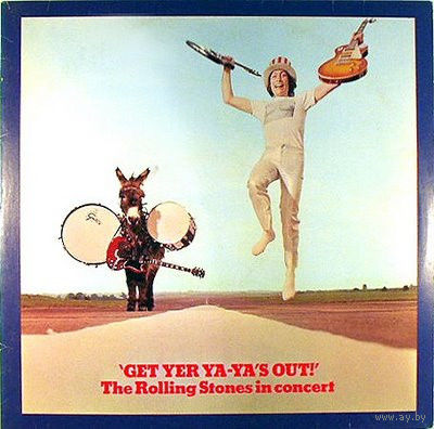 Rolling Stones - Get Yer Ya-Ya's Out! - LP - 1970