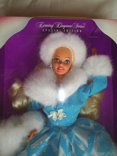 Кукла Барби: Barbie Winter Renaissance фирмы Mattel, 1996 г, специальный выпуск.