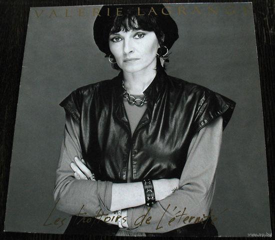 """Valerie Lagrange """"Les Trottoirs de L'eternite"""" LP 1983"""