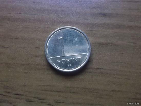Венгрия 1 форинт 2001