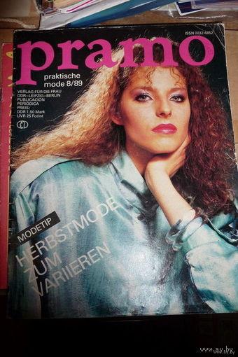 Немецкий журнал по шитью с выкройками