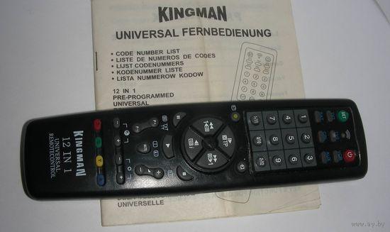 Универсальный пульт KINGMAN