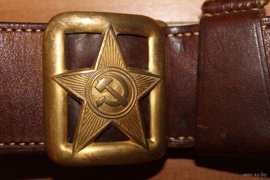 Строевое снаряжение генерала красной армии образца 1940г.