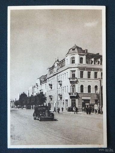 Минск ул. Советская
