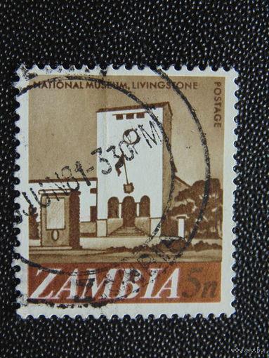 Замбия. Архитектура.