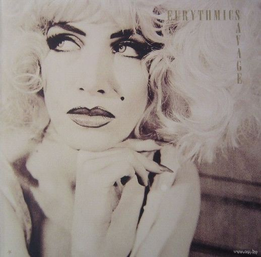 0335. Eurythmics. Savage. 1987. RCA (DE) = 14$