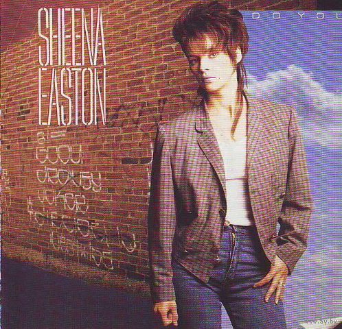 LP Sheena Easton - Do You (1985) Synth-pop, Disco