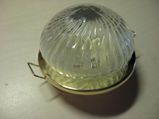 Точечный светильник в сайдинг под галогенку (есть 4 шт)