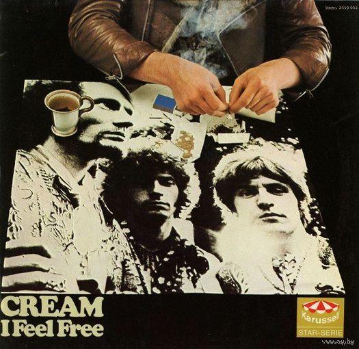 0306. Cream. I Feel Free. 1970. Karussell (DE) = 15$