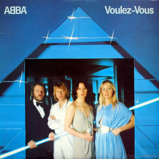 0144. ABBA. Voulez-Vous. 1979. Disques Vogue (FR) = 14$