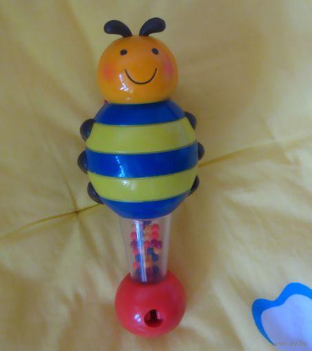Погремушка-пчёлка фирмы Battat