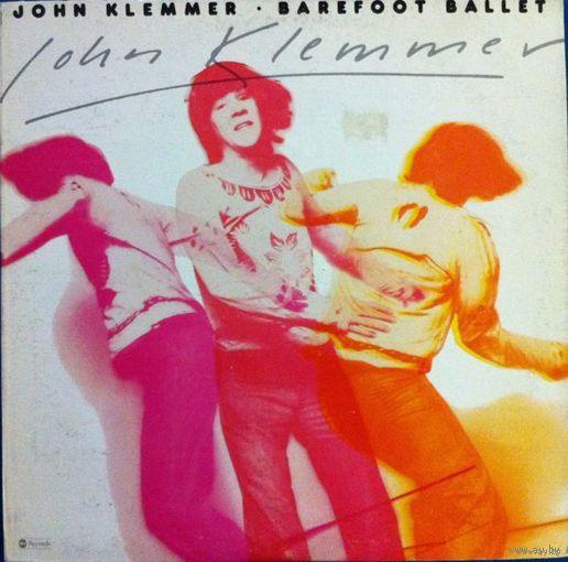 LP John Klemmer - Barefoot Ballet (1976)