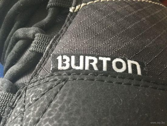 Чобаты Burton Invider, 44.5, чорныя (2017)