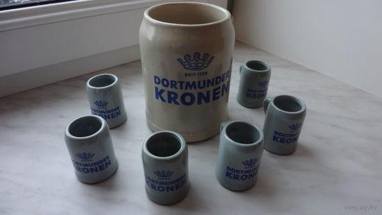 Кружка пивная Германия