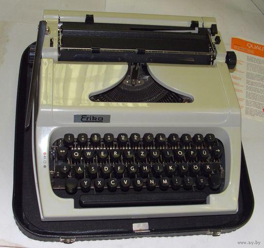 Печатная машинка ERIKA