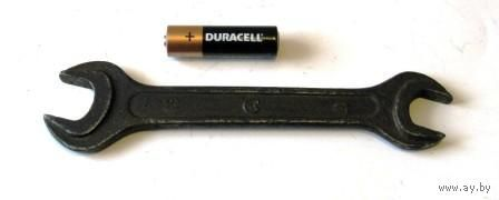 Ключ рожковый 17 х 19 мм (7811-0023)