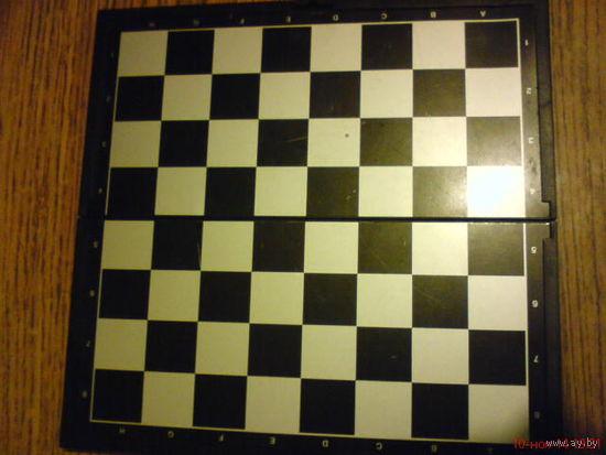 Доска шахматная магнитная