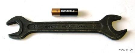 Ключ рожковый 22 х 24 мм (Chrom Vanadium)