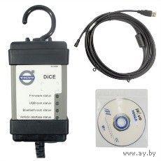Диагностический сканер Volvo VIDA DiCE (лучшая полная версия)