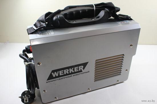 Сварочный инвертор Werker MMA-180