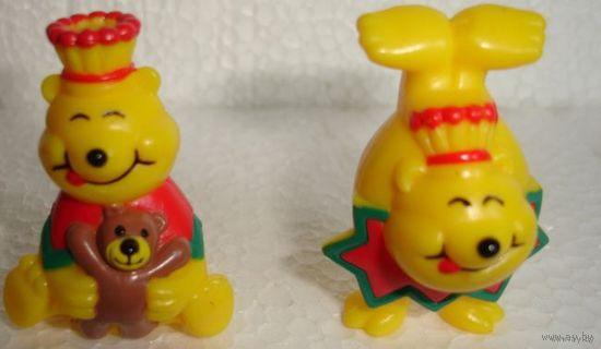 Киндер мишка(цена за одну фигурку)
