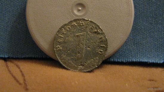 Германия 1 пфенниг 1941
