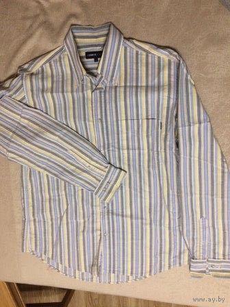 Брендовые рубашки на мужчин 50-56 размера. Приятные цены и отличное качество.