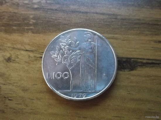 Италия 100 лир 1979_2