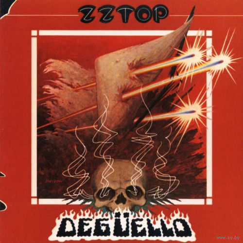 ZZ Top - Deguello - LP - 1979
