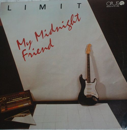 LP LIMIT - My Midnight Friend (1987) New Wave, Synth-pop