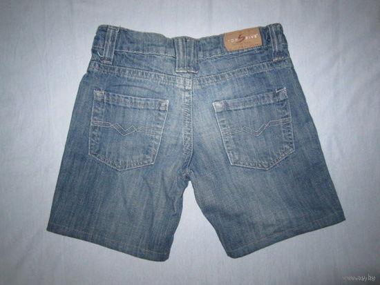 Шорты джинсовые на девочку, р.152