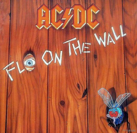 0498. AC.DC. Fly on the Wall. 1985. Atlantic (DE) = 20$