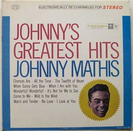 LP Johnny Mathis - Johnny's Greatest Hits (1958)