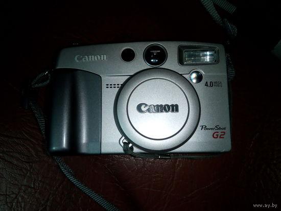 Canon 4.0 PowerShot G2 цифровая камера PC1015