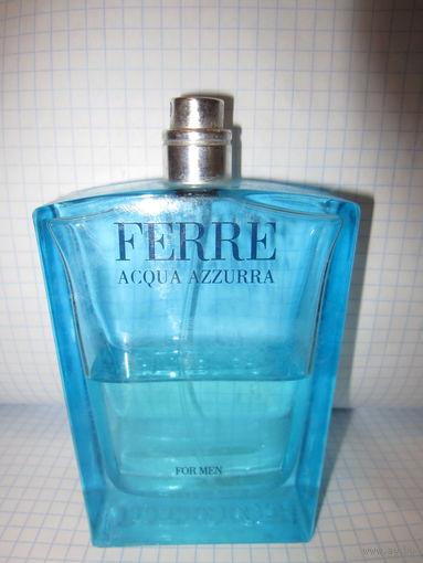 Ferre . Acqua Azzura