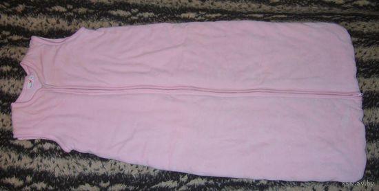 Мешок спальный для девочки, размер 90