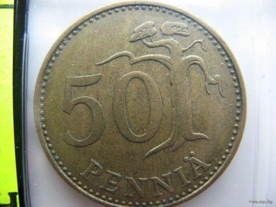 Финляндия 50 пенни 1979 г.