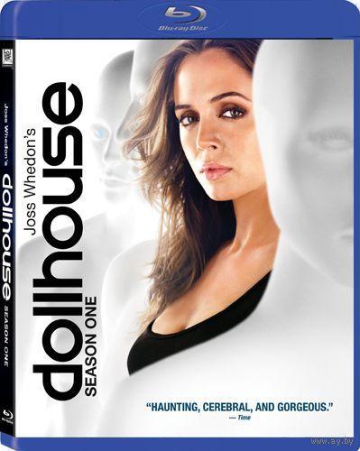 Кукольный дом / Dollhouse. 1.2 сезоны полностью (4 двд) Скриншоты внутри. Цена за диск.