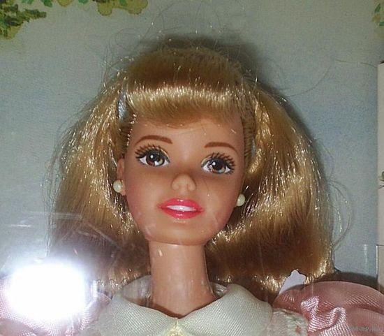 Кукла Барби/Barbie The Tale of Peter Rabbit фирмы Mattel, 1997 г, коллекционное издание, серия Keepsake Treasures.