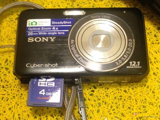 РАСПРОДАЖА! Фотоаппарат Sony Cyber-shot W310 - ТОРГ!