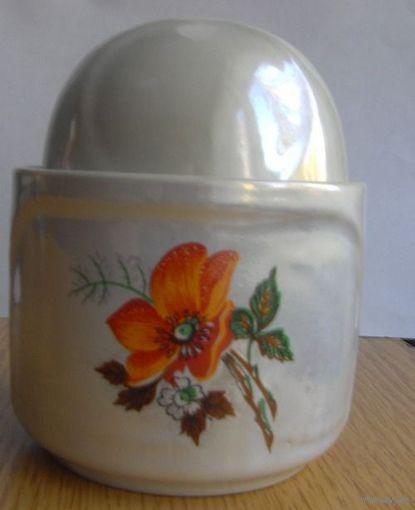 Шкатулка Сахарница фарфор