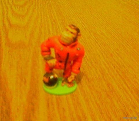 """Фигурка Титан """"Мартышки в космосе"""" (Titan, Космические обезьяны, """"Space Chimps""""). Ландрин."""