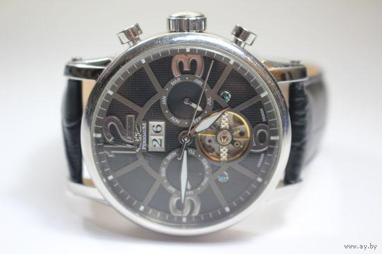 Механические Часы Perigaum P-1111-AS-S-Sle